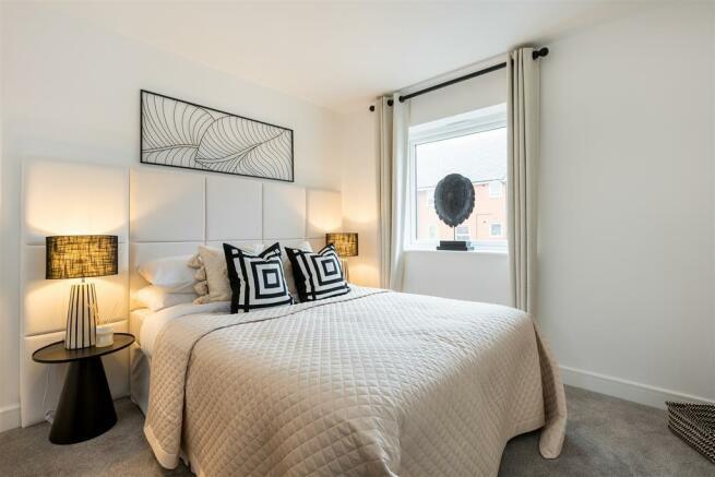 Typical Apartment Interior