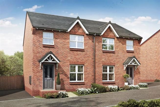Artist impression of The Gosford at Clarendon Woods