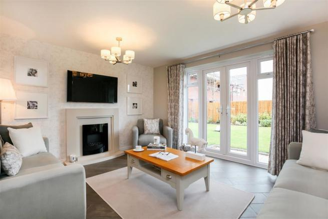 Actual Image of The Alton G showhome at Stamford Gate