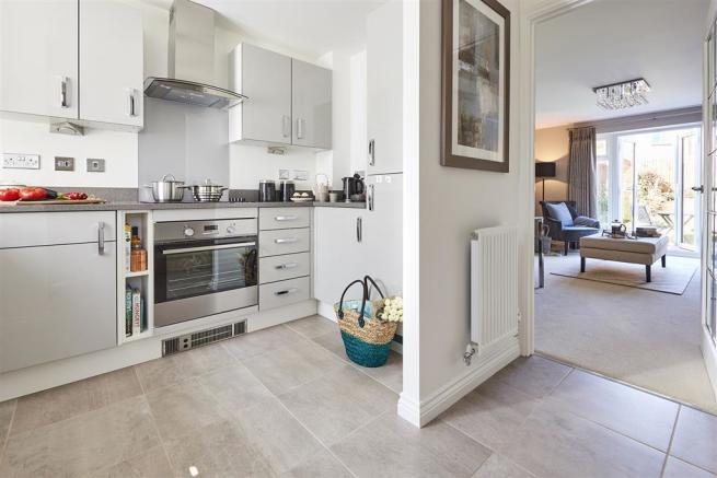 With a variety of kitchen designs to chose from