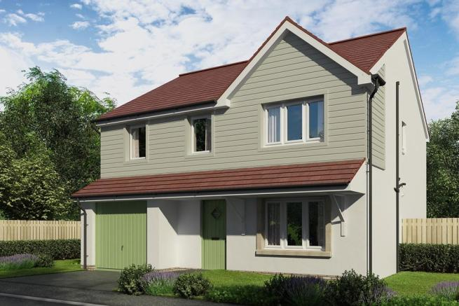 An example of a 4 bed Fraser home