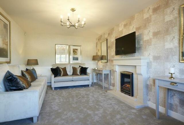 Banbury- Living Room