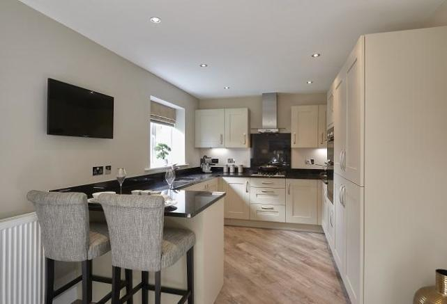 Banbury - Kitchen