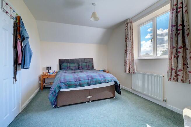 Apartment Bedroom 1