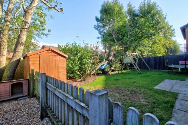 Established Rear Garden