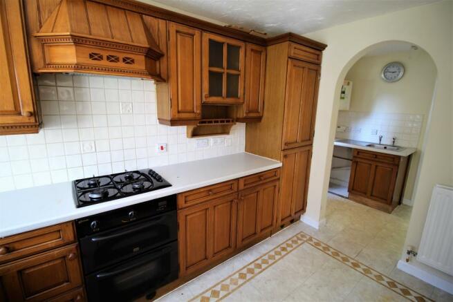 Kitchen into Utility room.JPG
