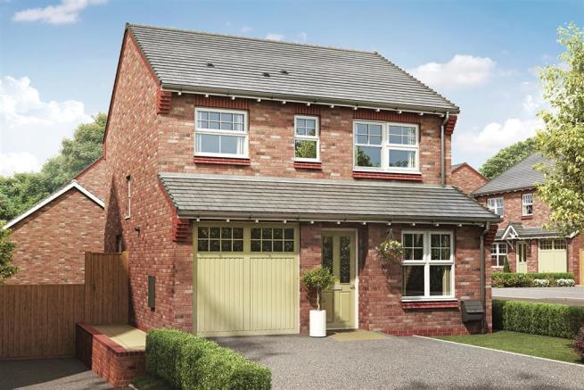 3 bedroom detached house for sale in Cale Lane, Aspull