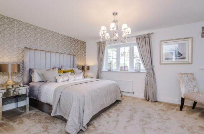 Culcheth Halstead Bedroom 1