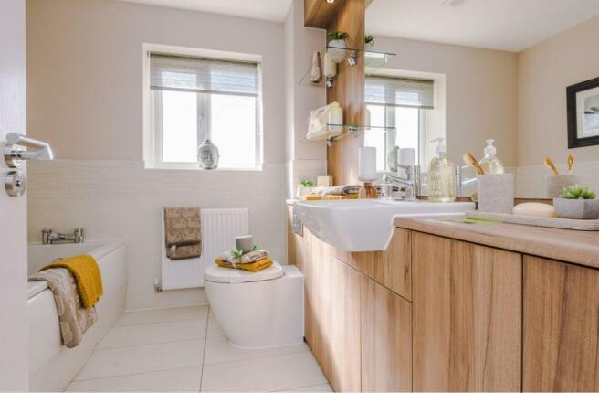 Culcheth Halstead Bathroom 1