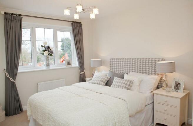 Culcheth Green Woodhall Bedroom 1