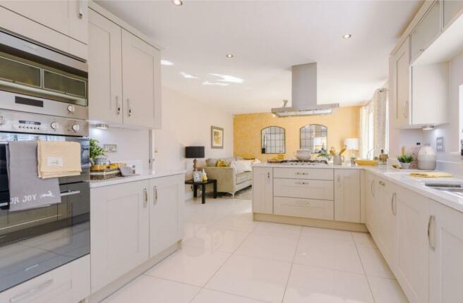 Culcheth Green Mellor Kitchen