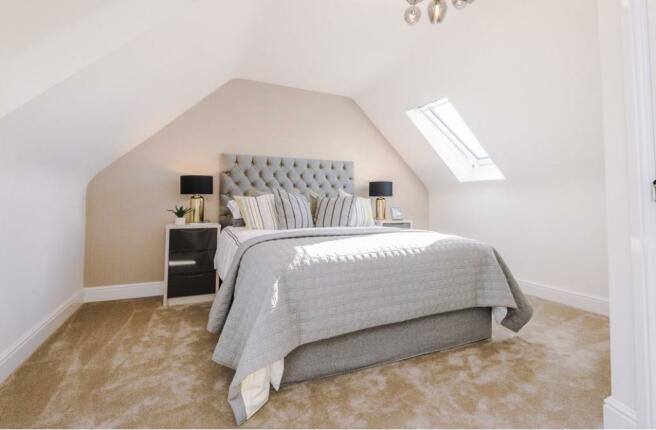 Culcheth Green Mellor Bedroom