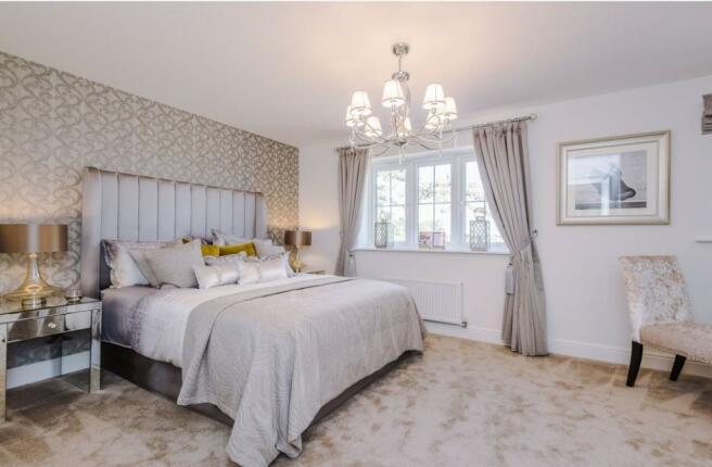 Culcheth Green Mellor Bedroom 1