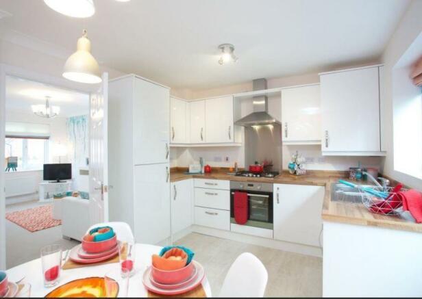 Kitchen/Diner image