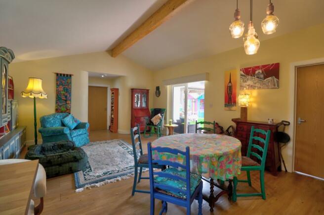 Annexe Open Plan Living Space