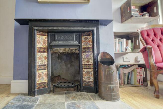 Original Feature Fireplace