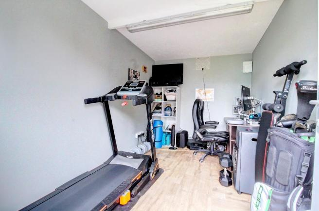 Gym or office