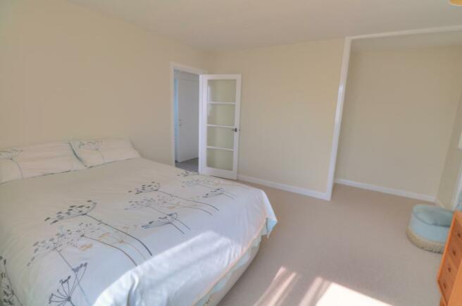Master Bedroom to Dressing Room