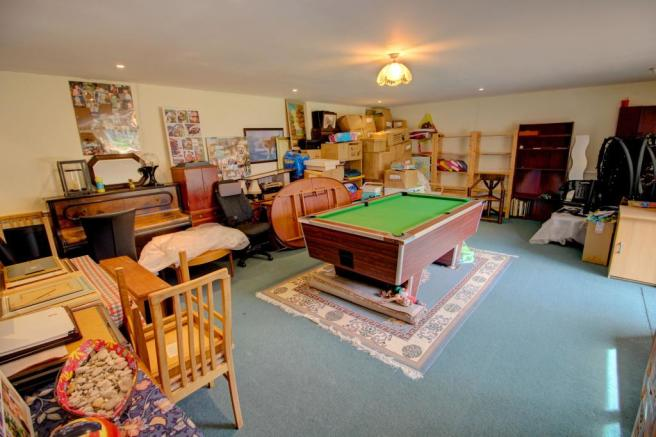 Games Room/Outbuilding