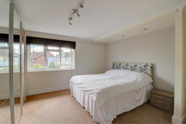Bedroom one 5