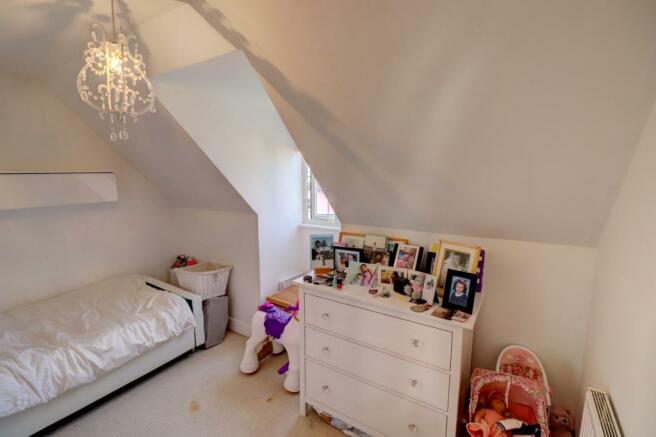 Top Floor Bedroom Three