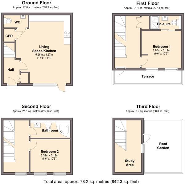 Master Floorplan Image 1