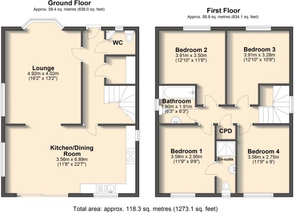 Herdwick Floor Pl...