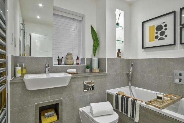 Standard specification for the bathroom