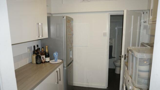 Kitchen annex