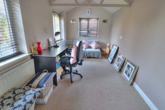 Bedroom Five Office