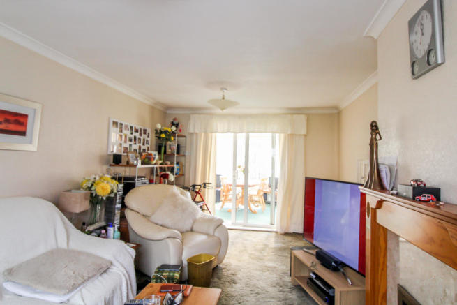 Living Room To Conservatory