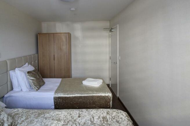 106 Daniel House Bedroom 2