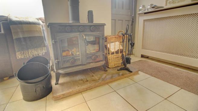 Annexe Log Burner
