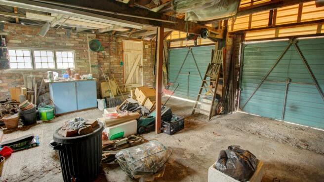 Garage Interior (alt angle)