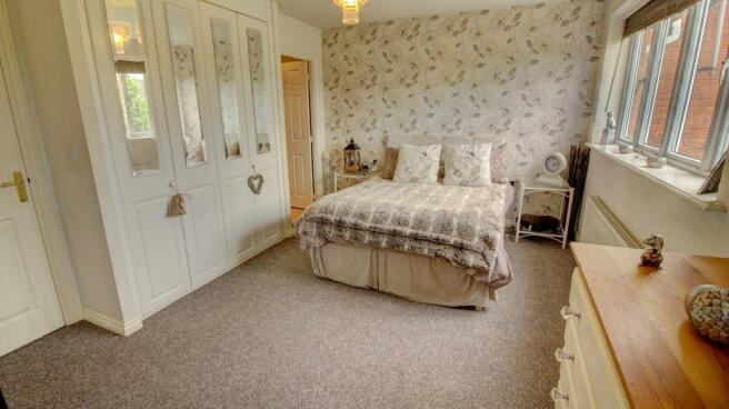 Bedroom One (towards en suite)