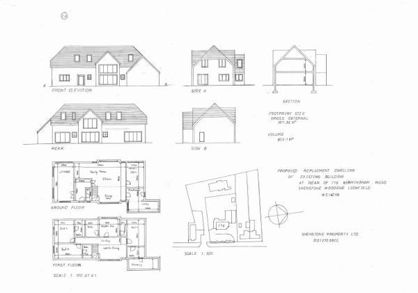 Planned Development Drawings