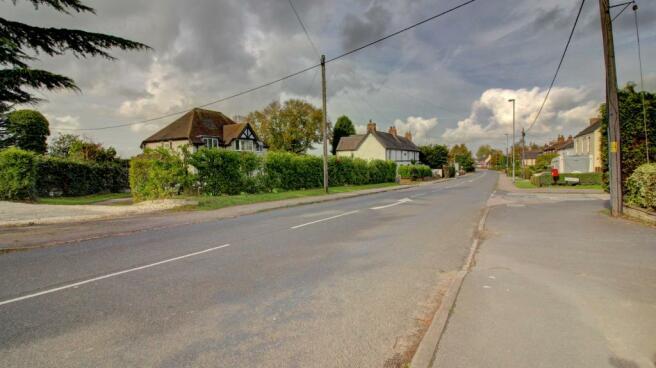 Birmingham Road, Shenstone Woodend