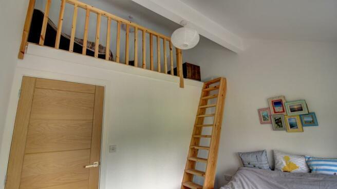 Bedroom Three Mezzanine