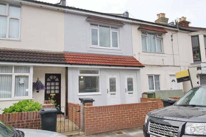 4 bedroom terraced house for sale in portsmouth, hampshire , po2