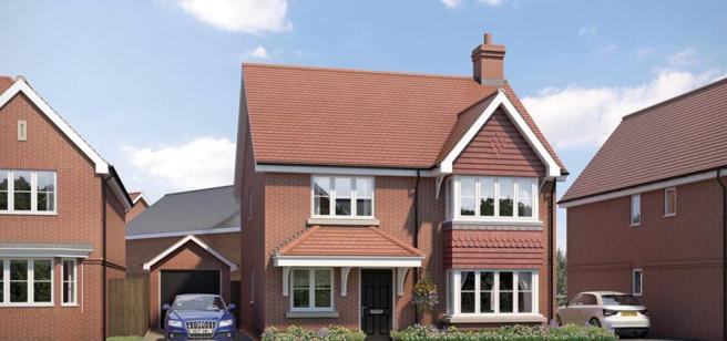 Image of The Canterbury 4 bedroom house