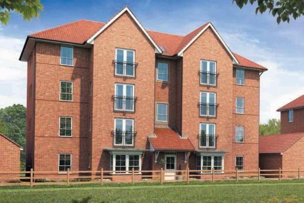 Foxton apartments
