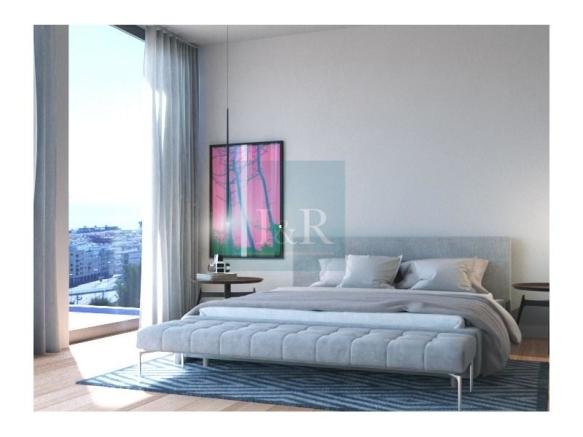 3 BEDROOM APARTMENT WITH BIG BALCONY AND PANORAMIC VIEW, IN PARQUE NAÇÕES, LISBON