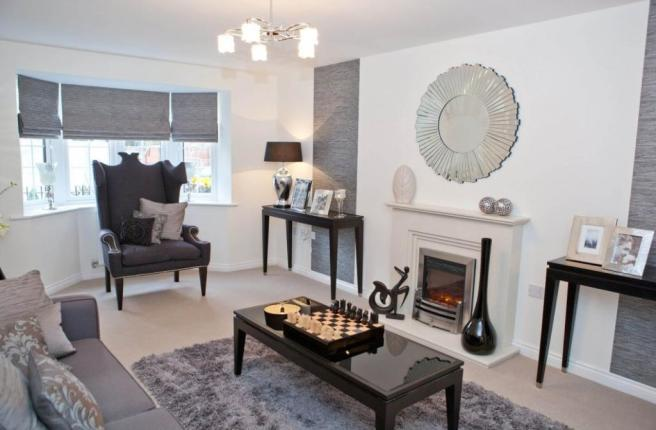 Brampton lounge - Gateway Gardens