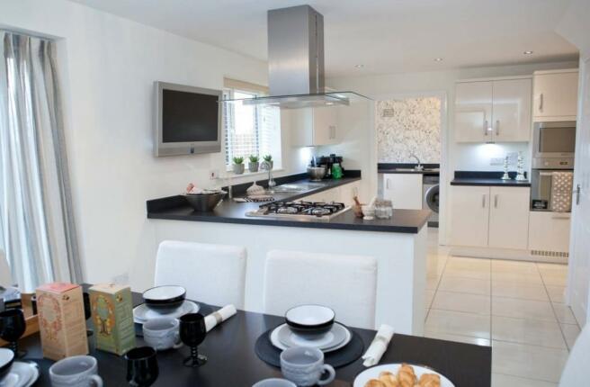 Brampton Kitchen - Gateway Gardens