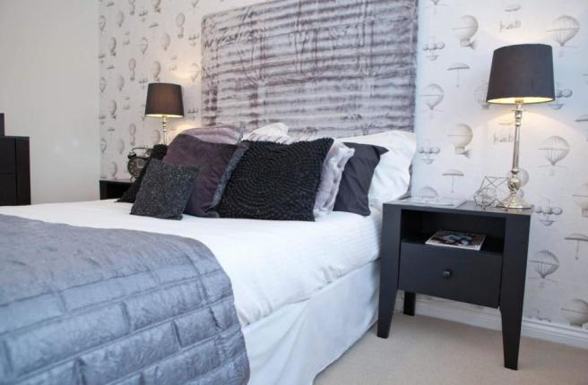 Brampton Master bedroom - Gateway Gardens