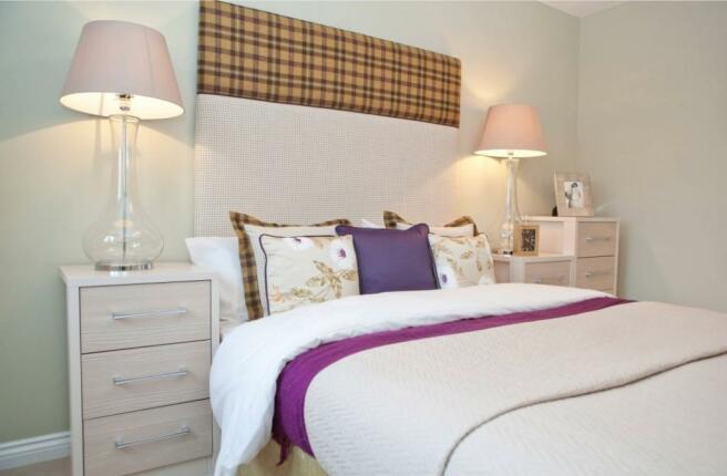 Brampton bedroom 2 - Gateway Gardens