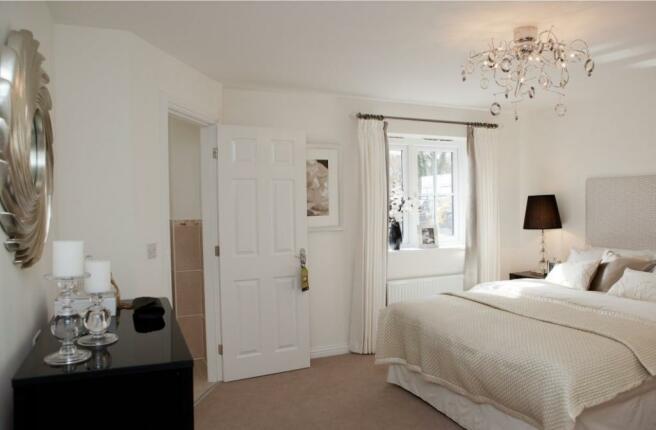 Brook Meadow Ripley Bedroom