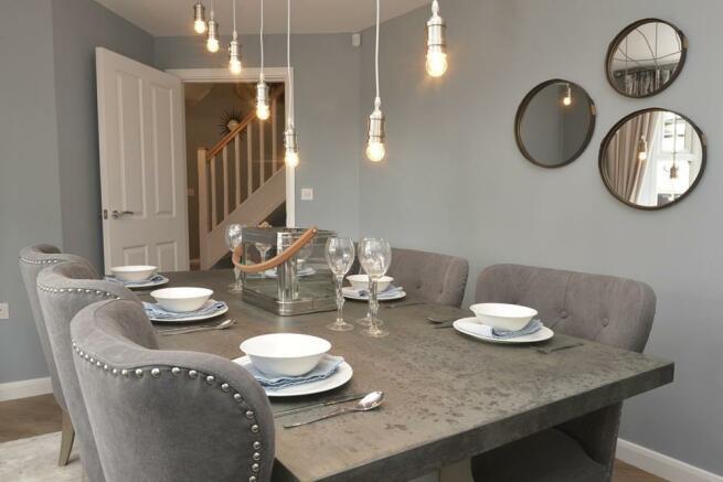 Ashtree Dining Room