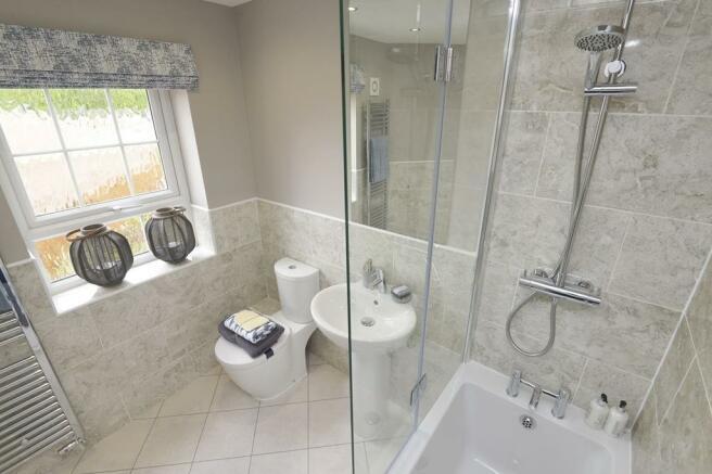 Ashtree Bathroom