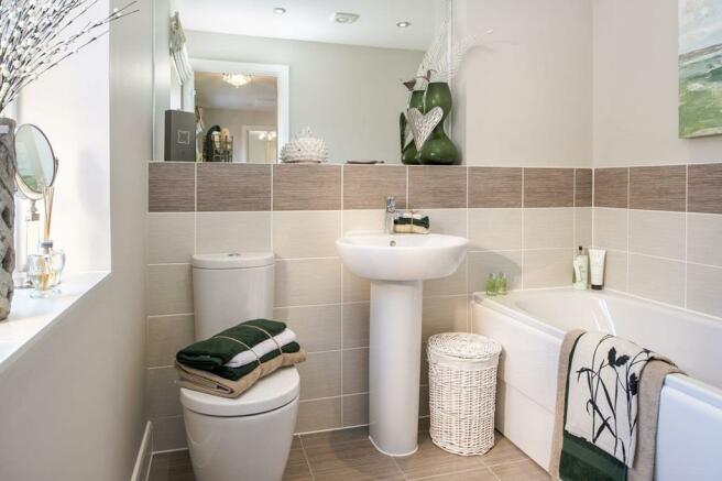Internal - bathroom